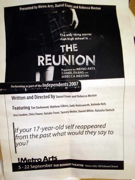 """The Reunion"""